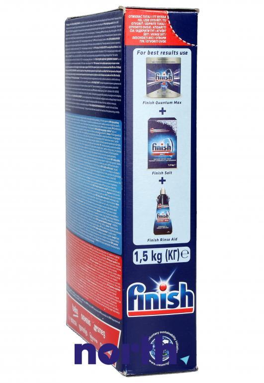 Sól zmiękczająca wodę 1,5kg do zmywarki FINISH,2
