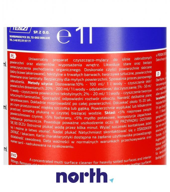 Uniwersalny odkamieniacz (żel) Tenzi T04/001 1l,3