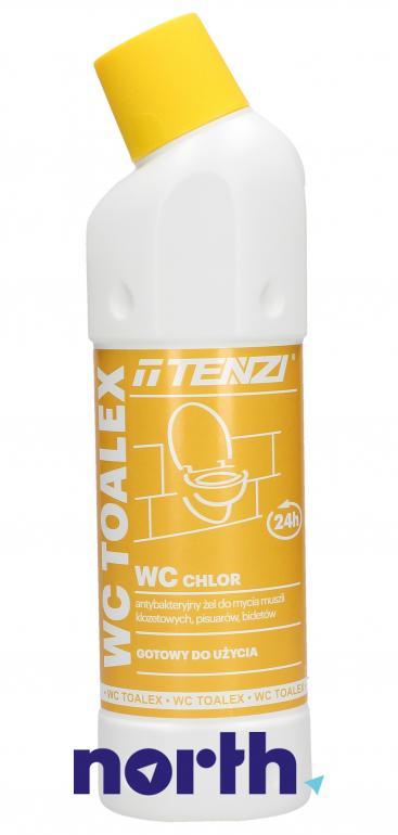 Żel do mycia i dezynfekcji WC Tenzi H-47 750ml,0