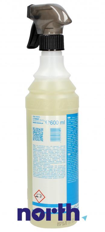 Środek odtłuszczający do stali nierdzewnej matowej i błyszczącej Tenzi W79/600 600ml,1