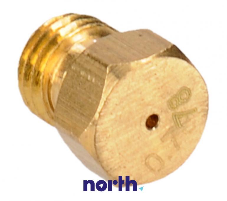 Dysza gazowa 0.78mm do kuchenki Amica 1023057,0