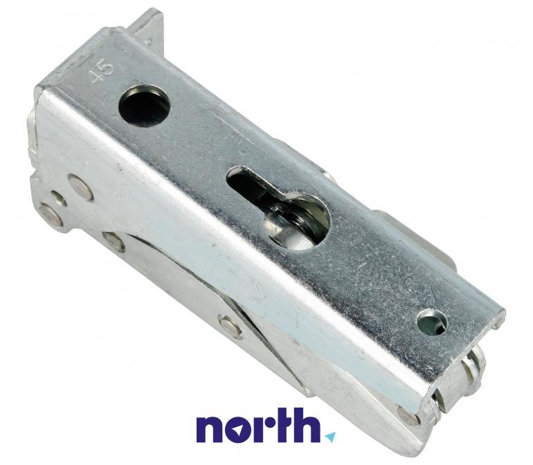 Zawias górny pod zabudowę lewy/dolny prawy do lodówki Amica K99B 8022611,0