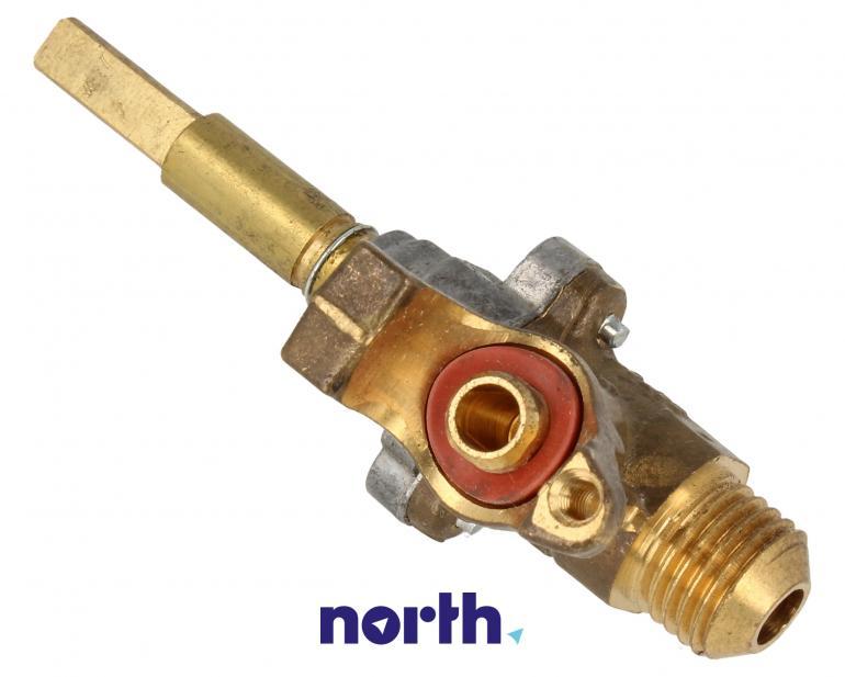 Zawór gazu dużego palnika do kuchenki Amica 8000286,0