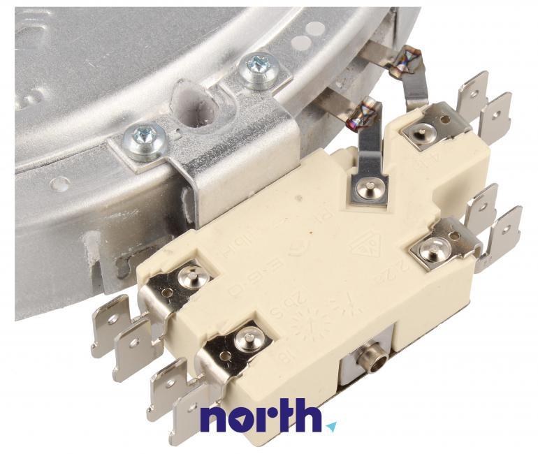 Średnie pole grzejne 1800W 180mm do płyty grzewczej Amica 8001771,2