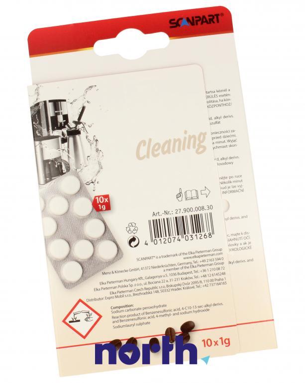 Tabletki czyszczące do ekspresu Scanpart 2790000830,1