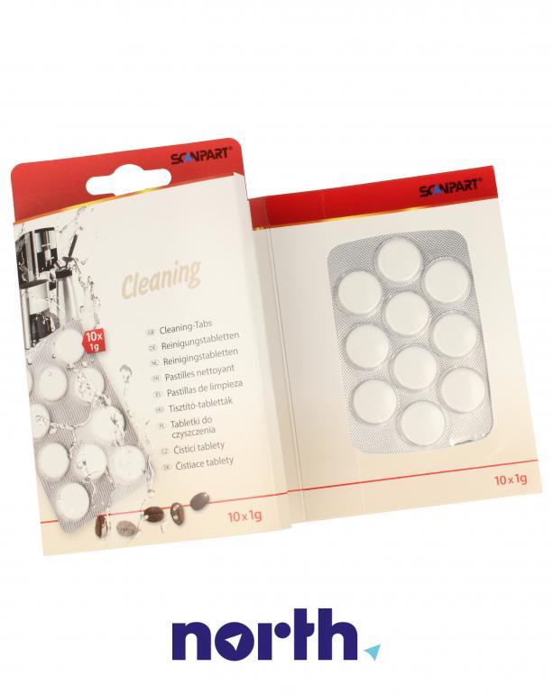 Tabletki czyszczące do ekspresu Scanpart 2790000830,2