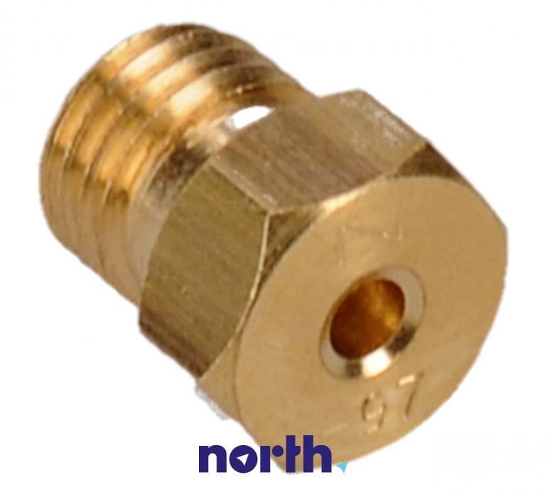 Dysza gazowa 0.97mm do kuchenki Amica 8005766,0