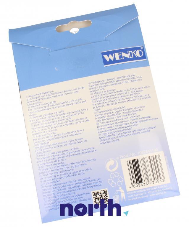 Siatka do prasowania delikatnych tkanin do żelazka SCANPART 2910060011,1