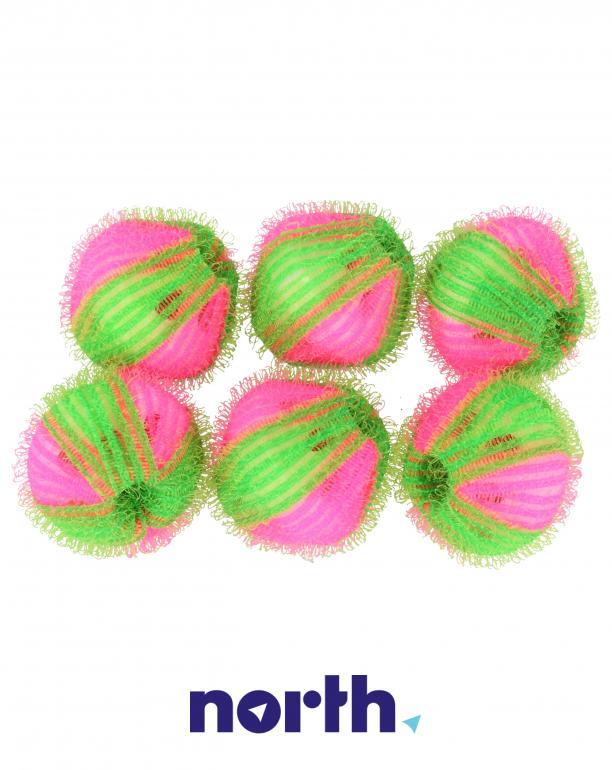 Kule zbierające sierść, włosy oraz kłaczki z ubrań do pralki SCANPART 1940002012,2
