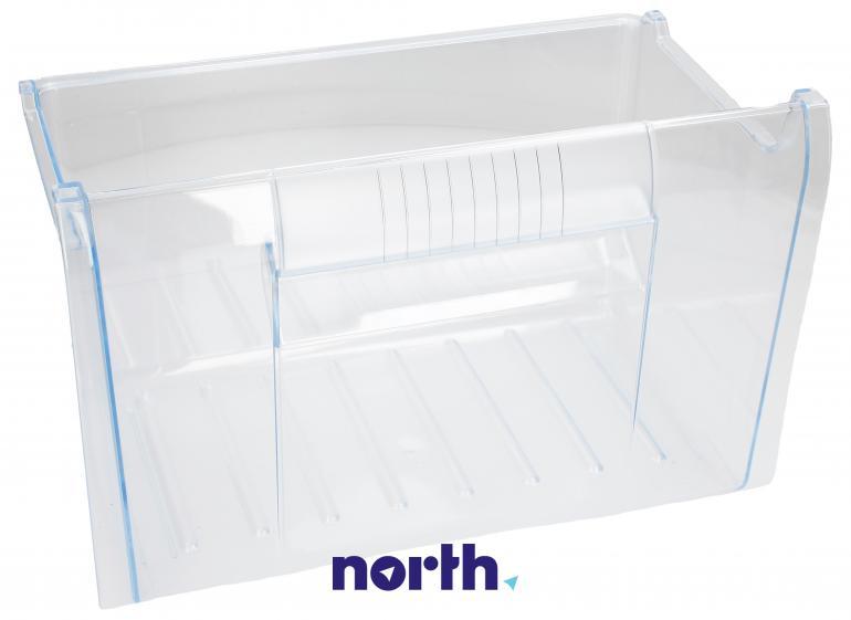 Dolna szuflada zamrażarki do lodówki Amica 1023538,0