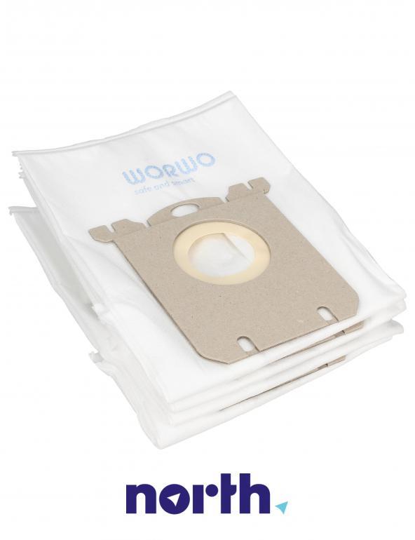 Worki S-Bag ELMB01K 4szt. do odkurzacza Electrolux,4