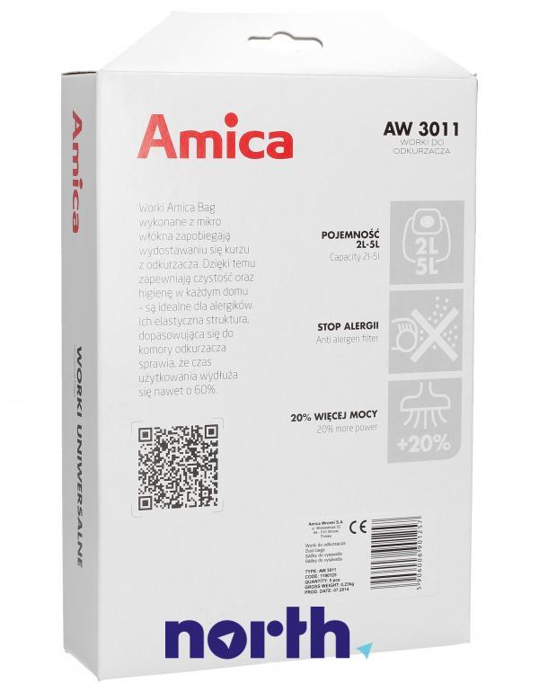 Worki AW 3011 do odkurzacza Amica,1