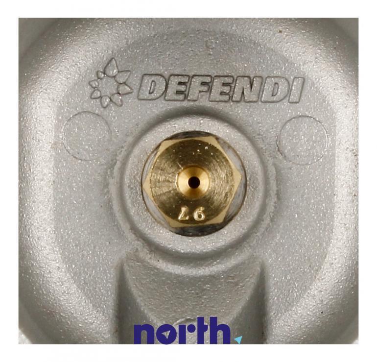 Korpus palnika średniego Defendi do kuchenki Amica 8041248,5