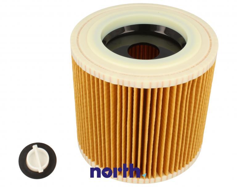 Filtr cylindryczny za 6.414-552.0 do odkurzacza Karcher,2