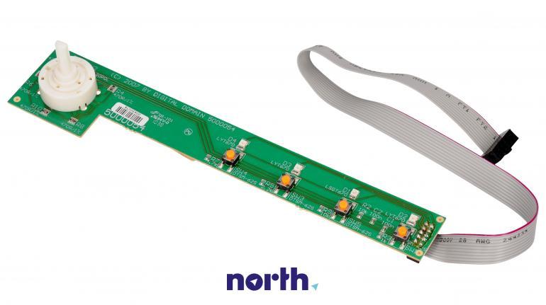 Moduł obsługi panelu sterowania do pralki Amica 8037980,0