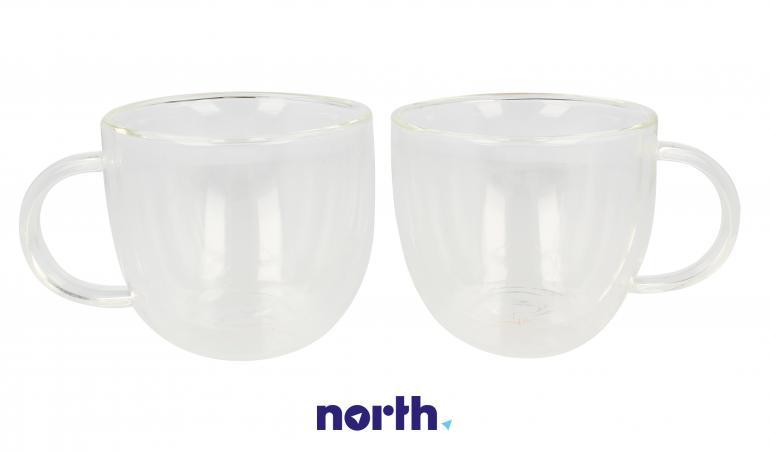 Szklanki termiczne do kawy 350ml Bosch 2szt.,2