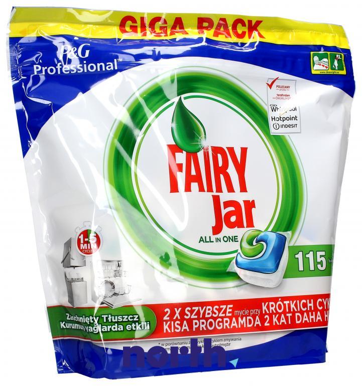 Tabletki do zmywarki Fairy 115 sztuk,0