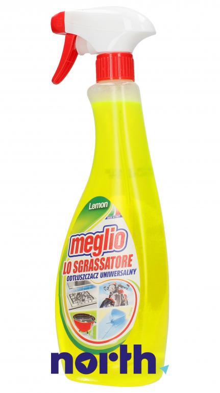 Środek odtłuszczający Meglio cytrynowy 750ml,0