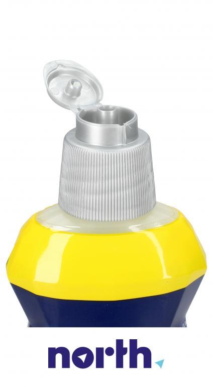 Płyn nabłyszczający cytrynowy do zmywarki Finish Rinse Aid 400ml,2