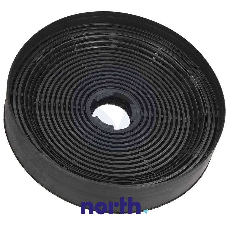 Filtr węglowy okrągły FW-EM do okapu Amica 172mm,0