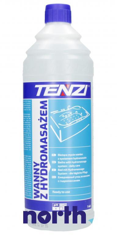 Środek do czyszczenia wanny z hydromasażem Tenzi 1l,0