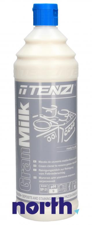 Mleczko do usuwania osadów tłuszczowych Tenzi Gran Milk 1l,0