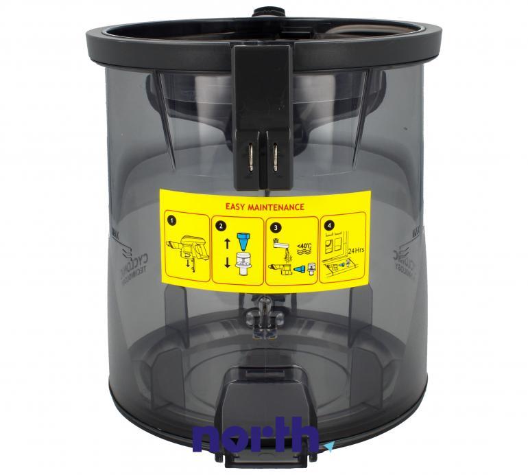 Pojemnik na kurz 48030088 do odkurzacza Hoover H-Free 100,4