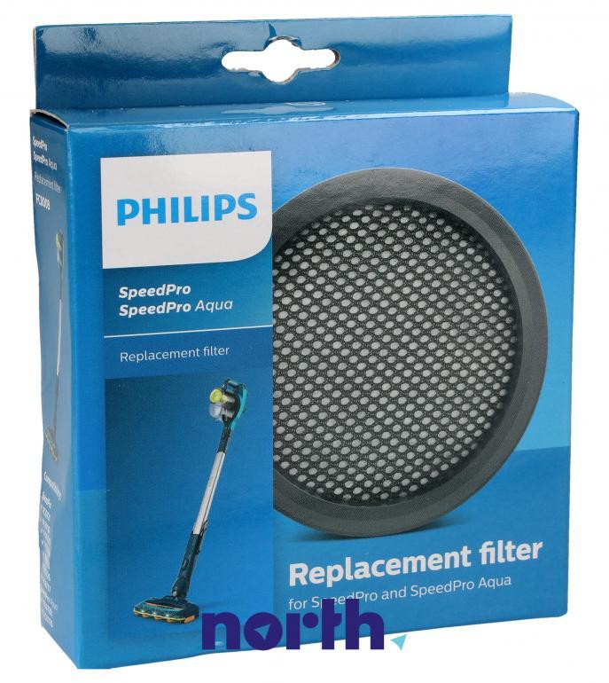 Filtr zmywalny do odkurzacza Philips FC800901,3