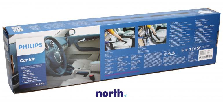 Zestaw akcesoriów FC8093/01 do odkurzacza Philips,1