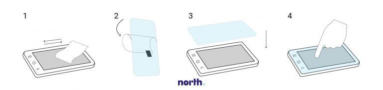 Szkło hartowane wyświetlacza do smartfona Xiaomi Redmi Note 7,3