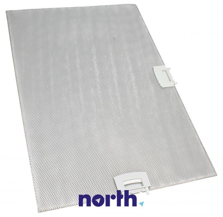Filtr przeciwtłuszczowy uniwersalny 60 x 40 cm do okapu do przycięcia,0