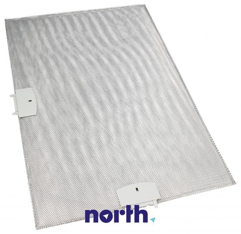 Filtr przeciwtłuszczowy uniwersalny 60 x 40 cm do okapu do przycięcia,1