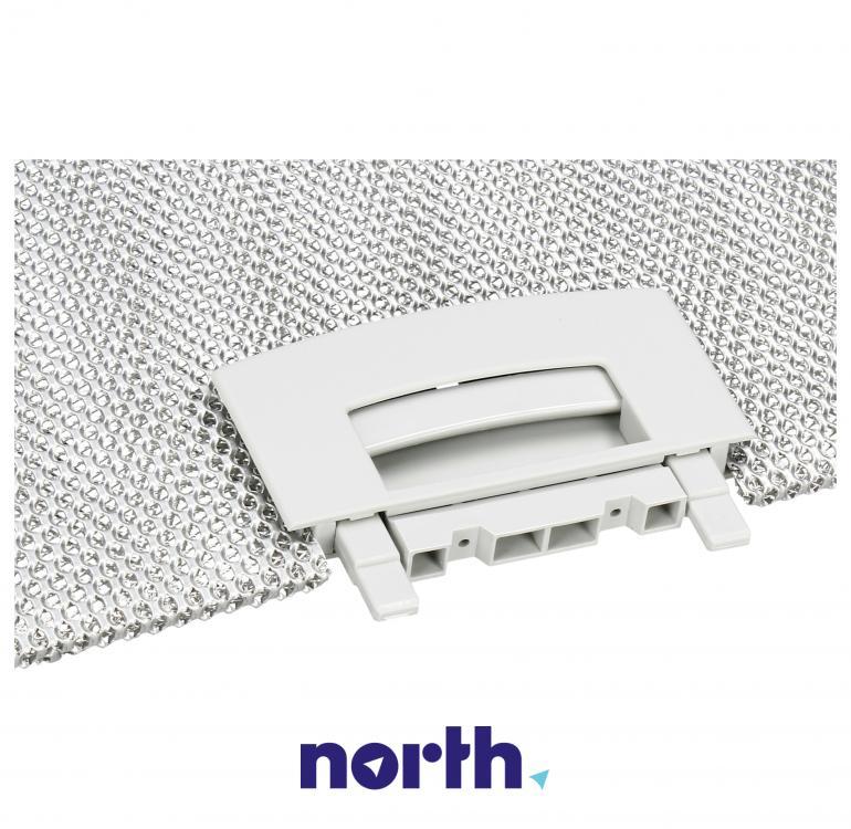 Filtr przeciwtłuszczowy uniwersalny 60 x 40 cm do okapu do przycięcia,2