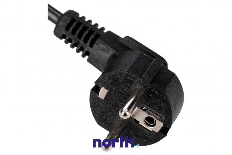 Kabel zasilający komputerowy 2m,1