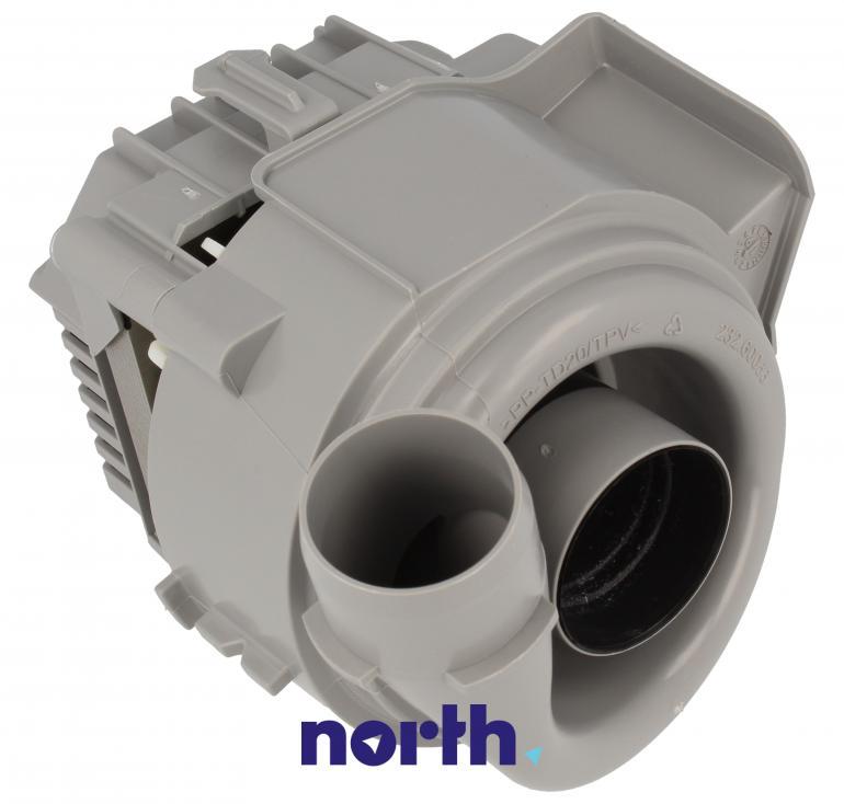 Pompa myjąca z grzałką do zmywarki Bosch 00755078,1