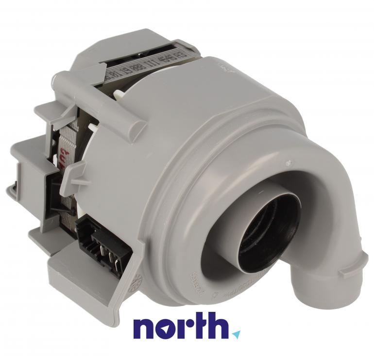 Pompa myjąca z grzałką do zmywarki Bosch 00755078,2