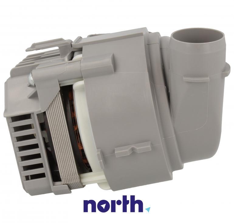 Pompa myjąca z grzałką do zmywarki Bosch 00755078,3