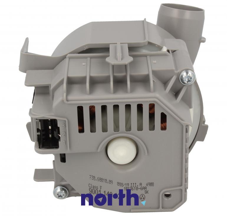 Pompa myjąca z grzałką do zmywarki Bosch 00755078,6