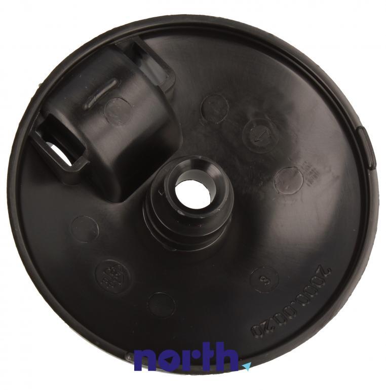 Mocowanie koła przedniego małego do odkurzacza Zelmer 00757557,2