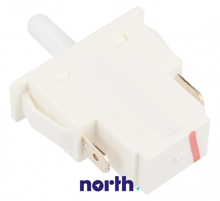 Wyłącznik/włącznik światła do lodówki Indesit 482000030926,1