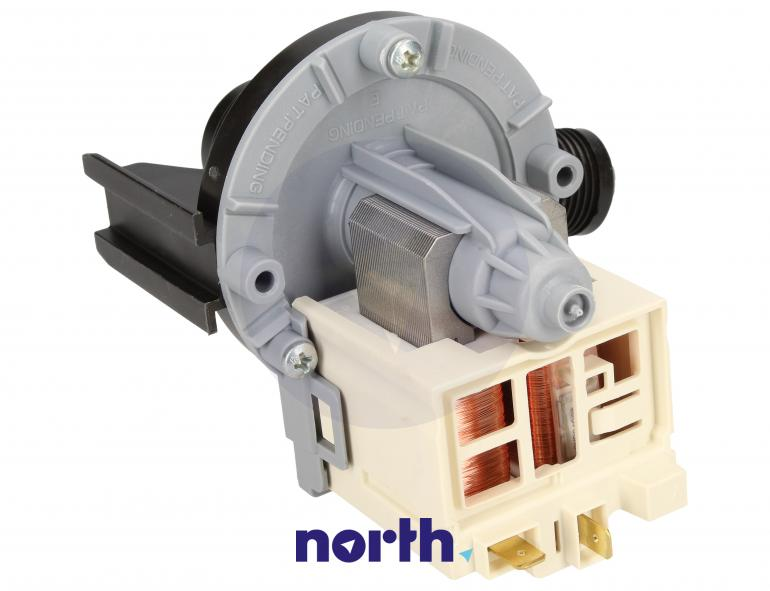 Pompa odpływowa kompletna (silnik + obudowa) do pralki Electrolux 1326630207,1