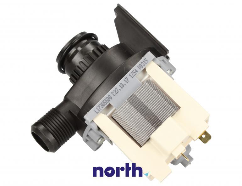 Pompa odpływowa kompletna (silnik + obudowa) do pralki Electrolux 1326630207,2