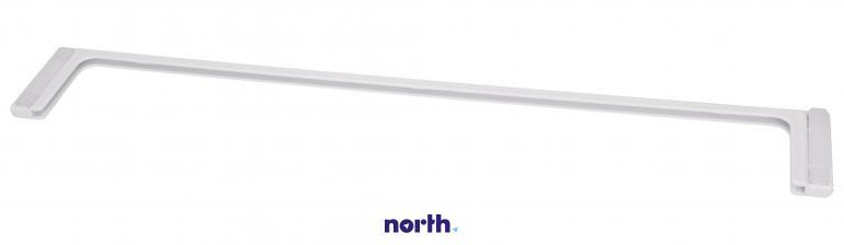 Ramka przednia do półki komory chłodziarki do lodówki Liebherr 741251300,1