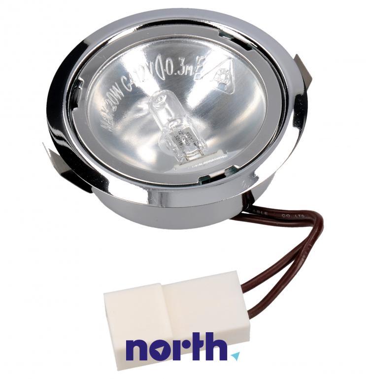 Lampa halogenowa kompletna do okapu AEG 50261584002,0