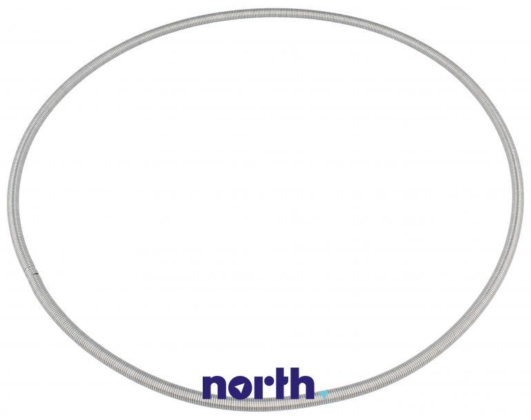 Obejma tylna fartucha drzwi do pralki Electrolux 1320024001,0