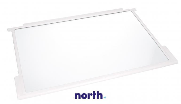 Półka szklana z ramkami do komory chłodziarki do lodówki Gorenje 163336,0