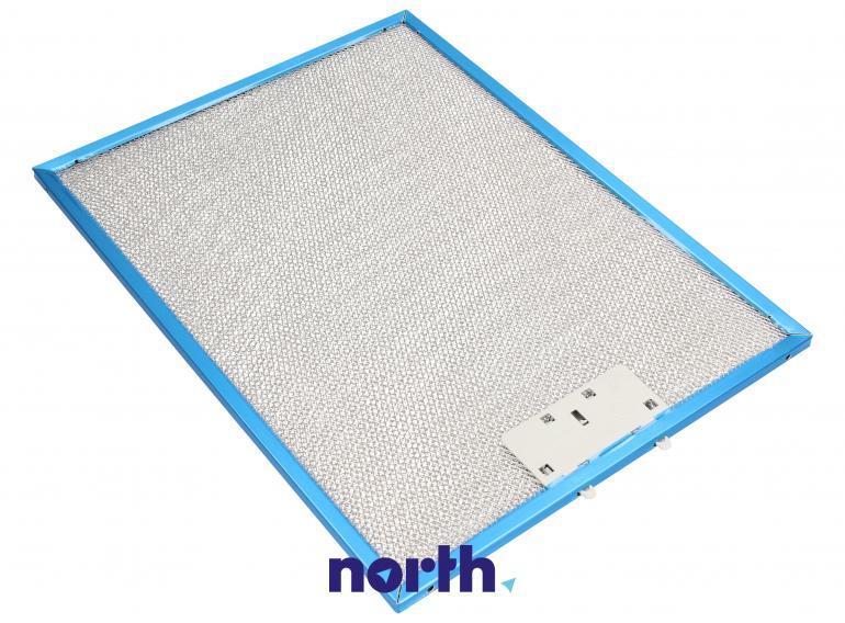 Filtr przeciwtłuszczowy kasetowy 38x28.2cm do okapu Bauknecht 480122102174,1