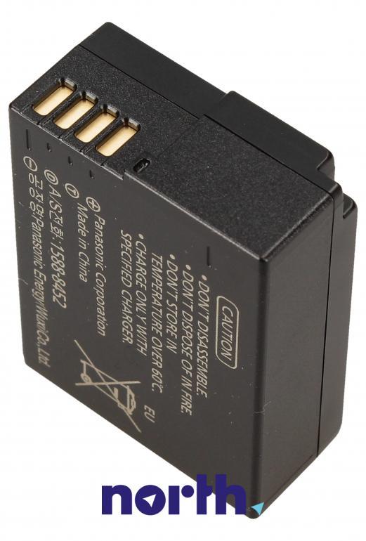 Akumulator 7.2V 1200mAh do kamery Panasonic DMW-BLC12 DMWBLC12E,2