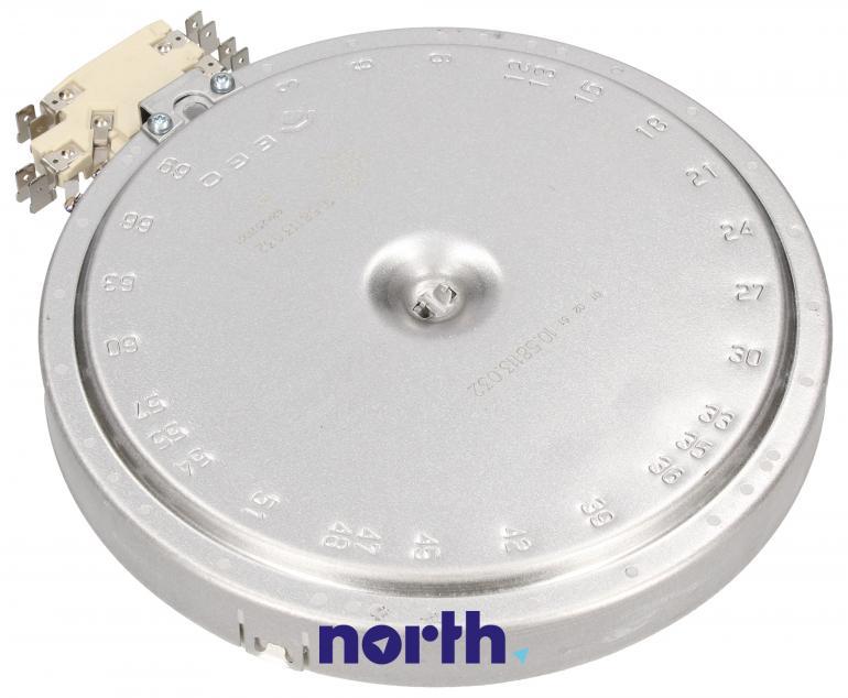 Średnie pole grzejne 1800W 180mm do płyty grzewczej Whirlpool 1058113032,1