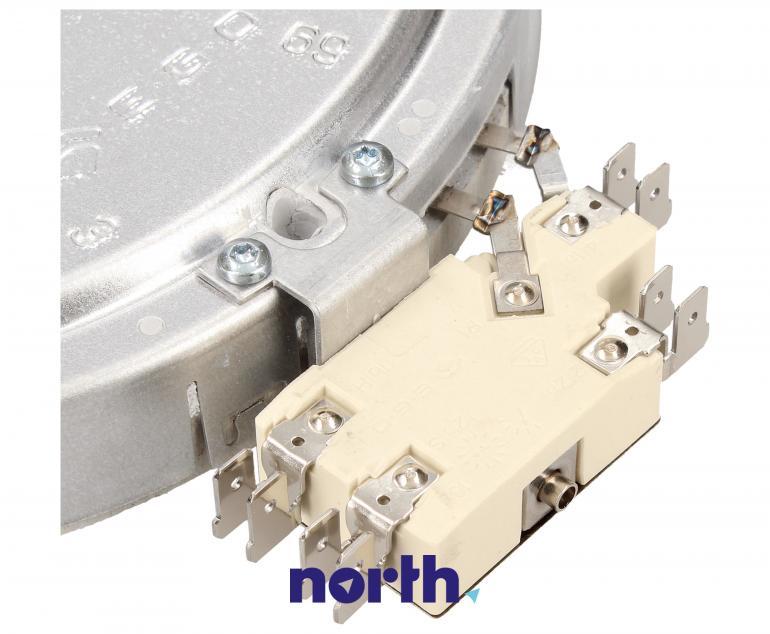 Średnie pole grzejne 1800W 180mm do płyty grzewczej Whirlpool 1058113032,2